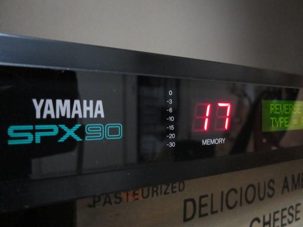 YAMAHA SPX90 03