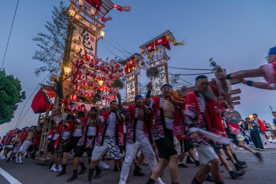 2015.08.07宝立キリコ祭り2