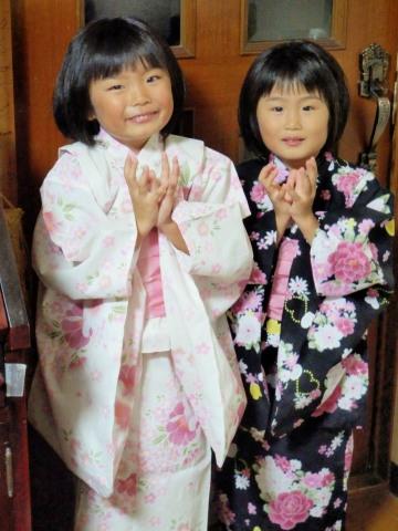 kisaki&yume 浴衣