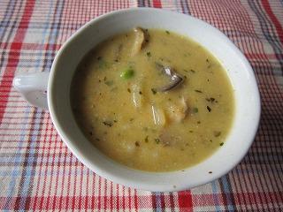 にんじんトロトロスープ