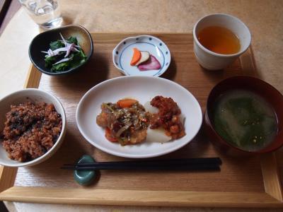 ランチ(心泉茶苑) (2)