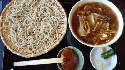 肉茸蕎麦(佳蕎庵)