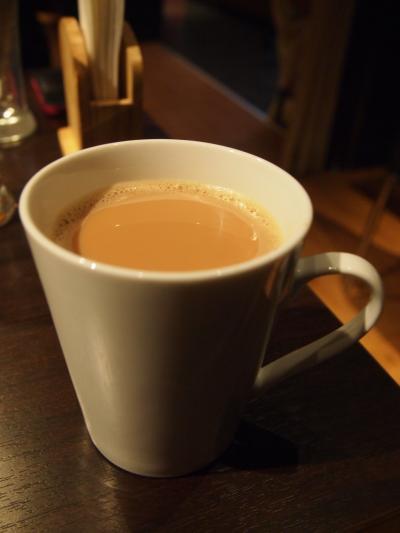 紅茶(マレーアジアンクイジーン)