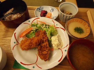 定食(ごはんCafe)
