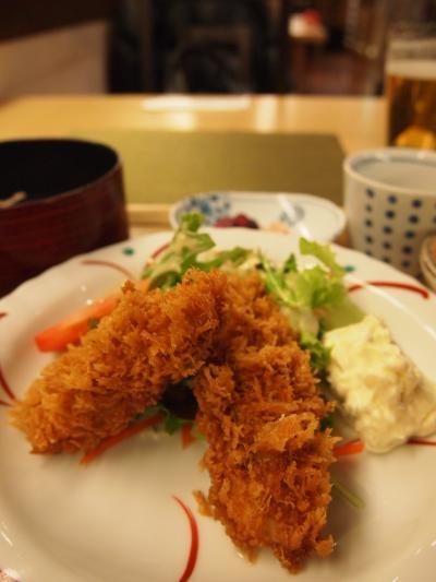 魚フライ(ごはんCafe)