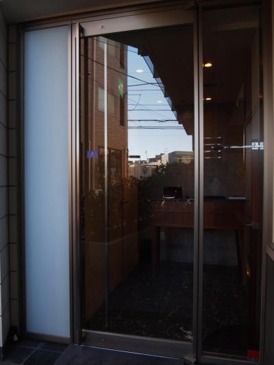 入り口(ルメルシマンオカモト)