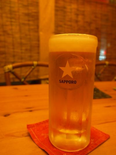 ビール(とんぼ)