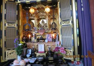森家の仏壇