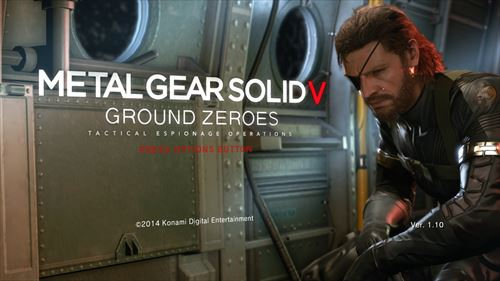 METAL GEAR SOLID V (1)