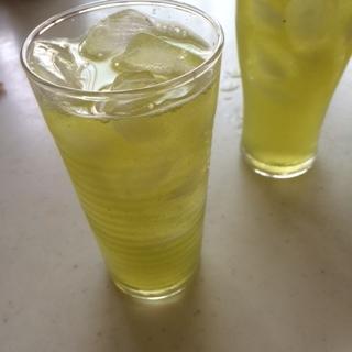 夏のお茶2