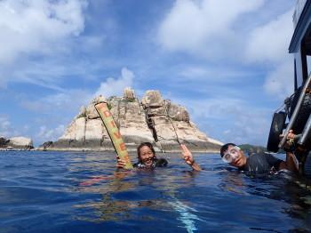 タオ島、水中写真BYショーコ