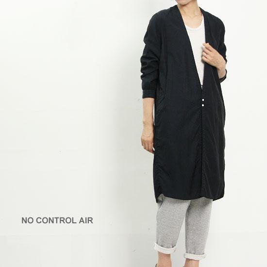 NO CONTROL AIR (ノーコントロールエアー) キュプラコットンカルゼノーカラーコート