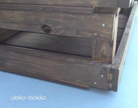 木箱 足無し 201508