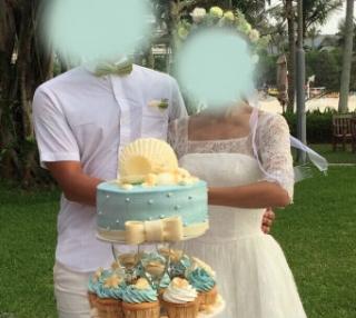 沖縄結婚式ガーデンパーティー