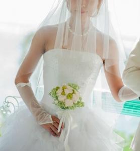 ブルームーンチャペル結婚式写真1