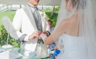 ブルームーンチャペル結婚式写真8