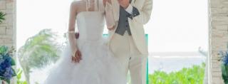 ブルームーンチャペル結婚式写真9