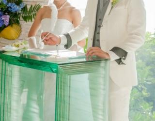 ブルームーンチャペル結婚式写真11