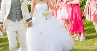 ブルームーンチャペル結婚式写真14