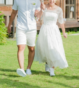 ブルームーンチャペル結婚式写真15