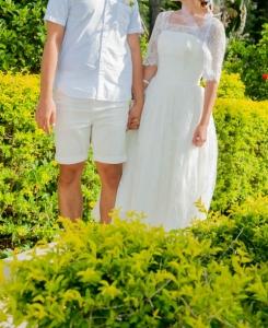 ブルームーンチャペル結婚式写真16
