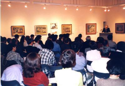 2002針生一郎講演会1