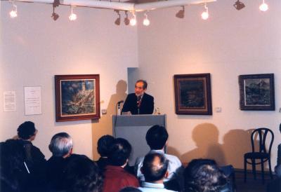 2002針生一郎講演会2