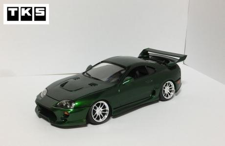 JZA80スープラVeilside (1)