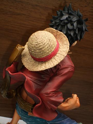 『ワンピース』のプライズ~KING OF ARTIST「LUFFY」(4)
