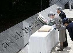 第45回戦没・殉職船員追悼式