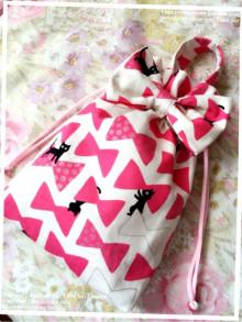 桜 美月プロデュースリボン巾着リボン