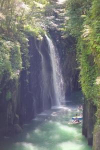 滝&ボート