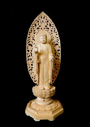第22回仏像彫刻展blog01