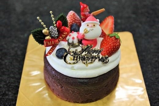 2014クリスマス ガトーショコラ