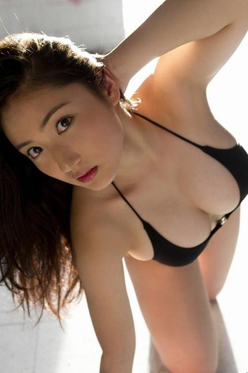 紗綾 Fカップ グラビア セミヌード 20