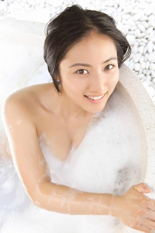 紗綾 Fカップ グラビア セミヌード 43