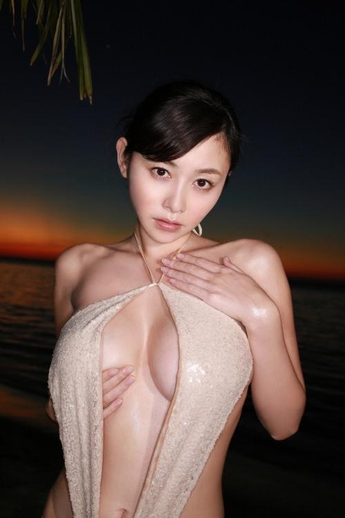 杉原杏璃 Gカップ グラビア 14