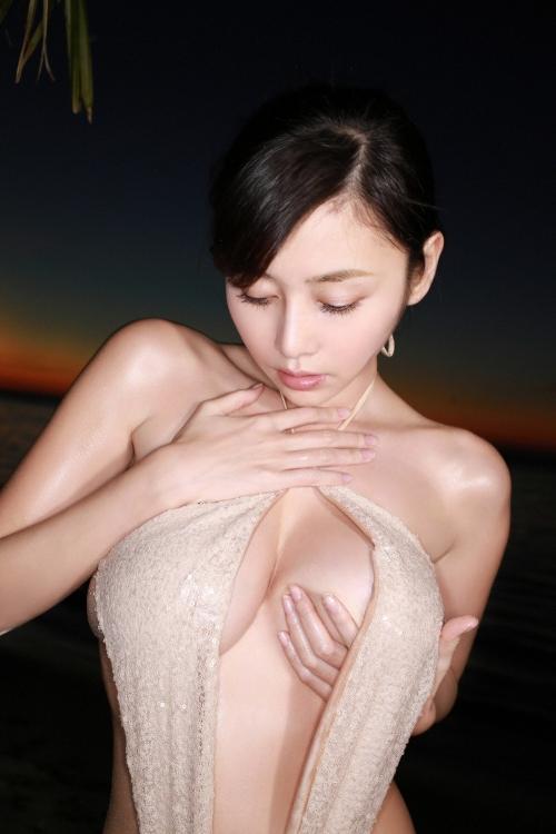 杉原杏璃 Gカップ グラビア 15