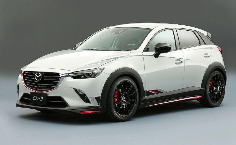 CX-3 Racing コンセプト2015