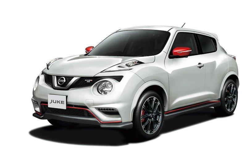 JUKE NISMO RS NISMO PARTS装着車