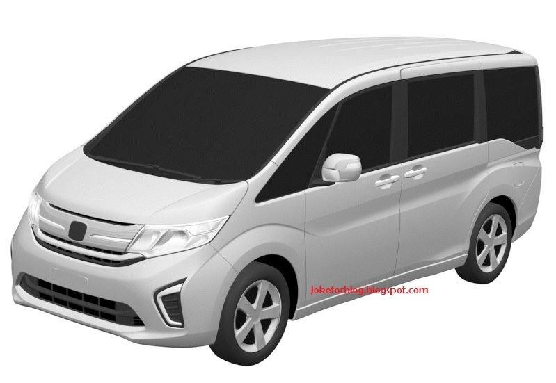 ホンダ新型ステップワゴン2015
