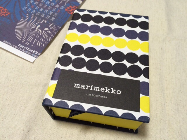 マリメッコ marimekko 100枚入りポストカード