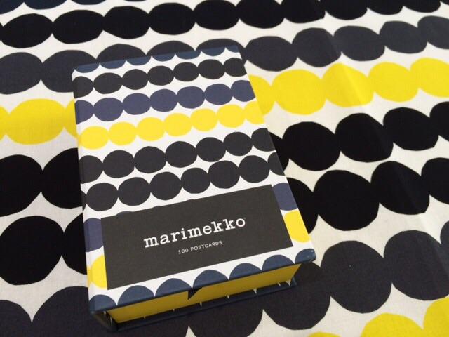 ルネ・デュー おためしハーフ&ハーフカットクロス marimekko マリメッコ RASYMATTO ラシィマット 北欧生地/布 北欧ファブリック ハンドメイド 手作り