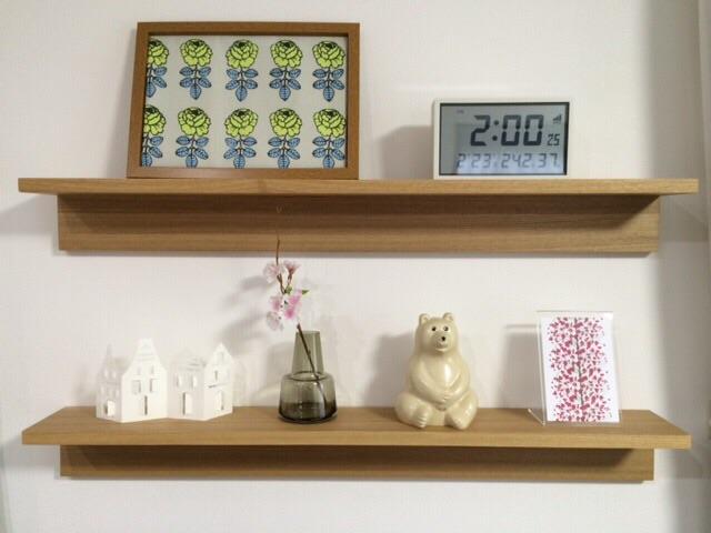 マリメッコmarimekko ヴィキルースVIHKIRUUSU 廃盤決定生地 北欧インテリア お試しハーフカットクロス 無印良品壁に付けられる家具・棚 リビング飾り棚ディスプレイ