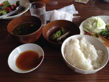 ごはん&スープ