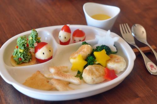 チキンと豆腐のふわふわ焼きナゲット