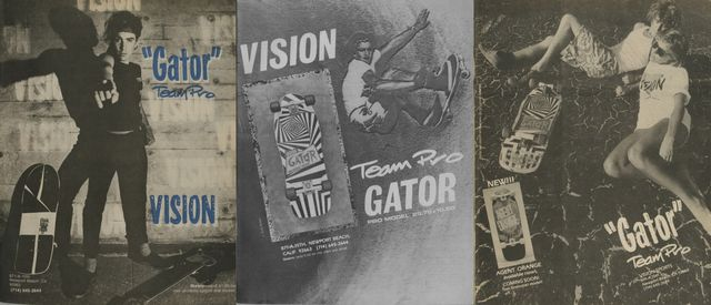 vision-skateboards-gator-team-pro-1984 B