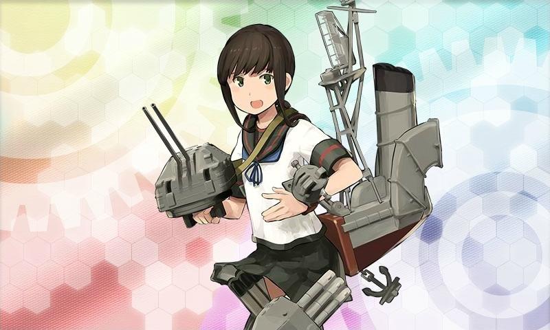 駆逐艦「吹雪」改二実装