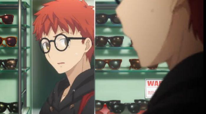 12 士郎 眼鏡