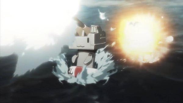 4 連装砲ちゃん 砲撃